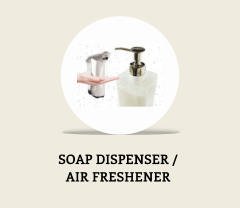 SOAP DISPENSER /  AIR FRESHENER