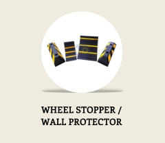 WHEEL STOPPER /  WALL PROTECTOR