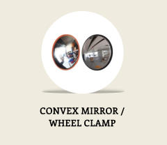 CONVEX MIRROR /  WHEEL CLAMP