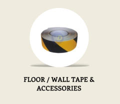 FLOOR / WALL TAPE &  ACCESSORIES